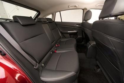 Subaru Impreza G4 Innenansicht statisch Studio Rücksitze