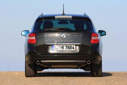 Renault Laguna Grandtour T Aussenansicht Heck statisch schwarz