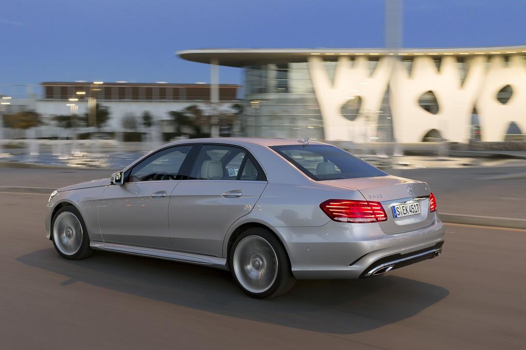 Mercedes Benz E Class  Cdi Price In India