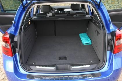 Renault Laguna Grandtour T Facelift Innenansicht statisch Kofferraum
