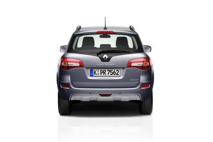 Renault Koleos Y Aussenansicht Heck statisch Studio grau