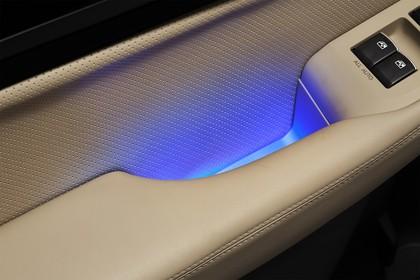 Subaru Outback Innenansicht statisch Studio LED-Innenraumbeleuchtung