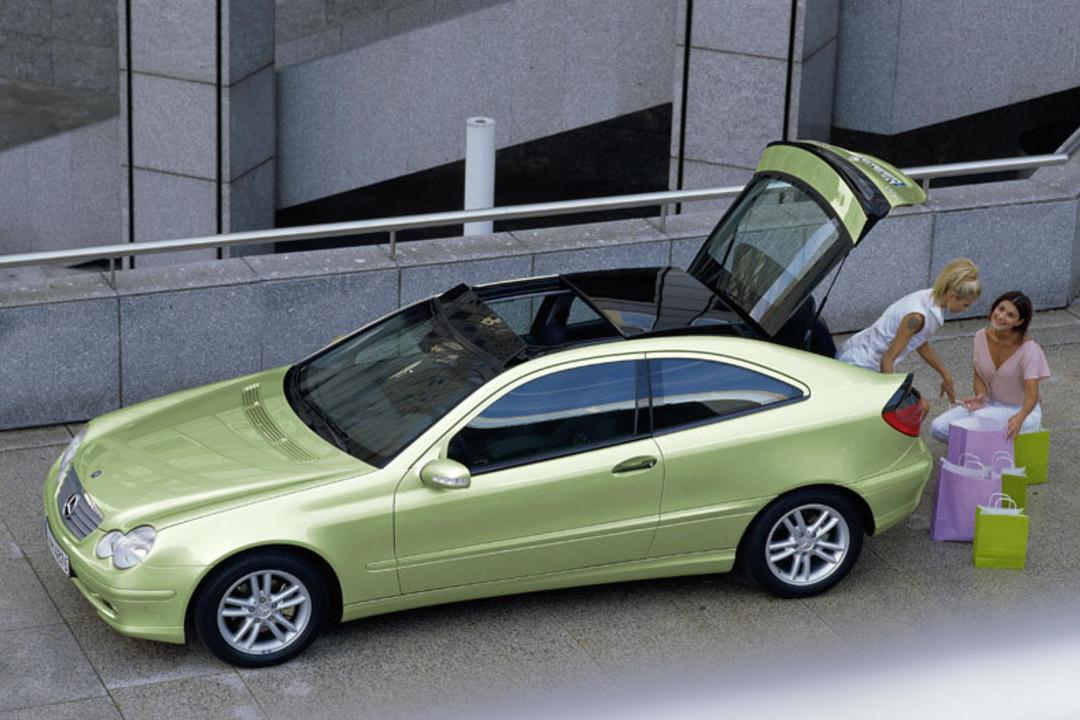 Mercedes C Klasse Sportcoup 233 W203 Seit 2000 Mobile De