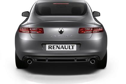 Renault Laguna Coupé T Aussenansicht Heck statisch Studio grau