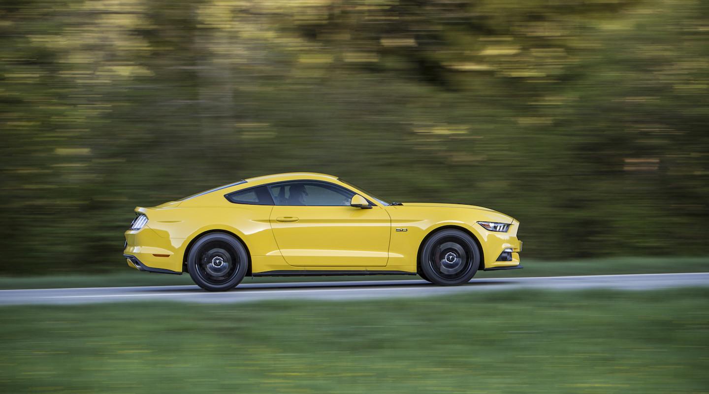 Ford Mustang Mobilede