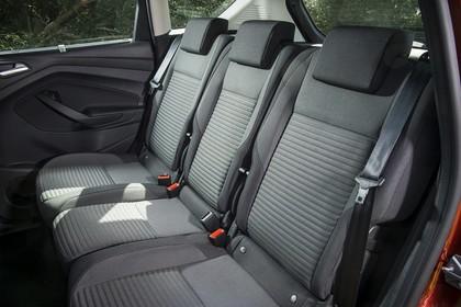 Ford C-MAX Innenansicht Rücksitze