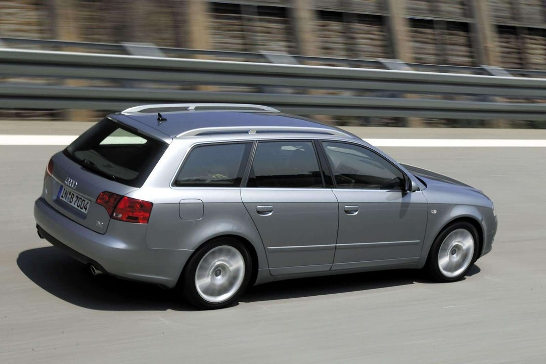 Audi A4 Avant B6b7 Seit 2000 Mobilede