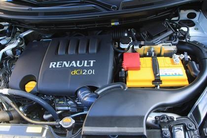 Renault Koleos Y Facelift Aussenansicht statisch Detail Motor
