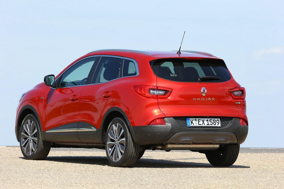 Renault Kadjar Seit 2015 Mobilede