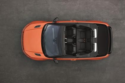Land Rover Range Rover Evoque Cabrio L538 Aussenansicht statisch orange