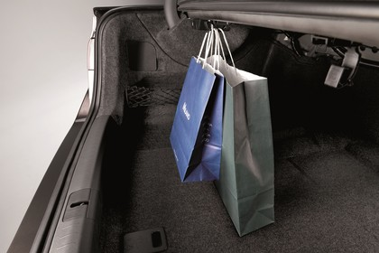 Honda Accord Limousine 8 Innenansicht statisch Studio Detail Kofferraum