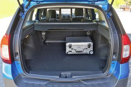 Dacia Logan MCV Stepway K8 Innenansicht statisch Kofferraum
