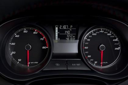 SEAT Ibiza 6P Innenansicht Armaturenbrett
