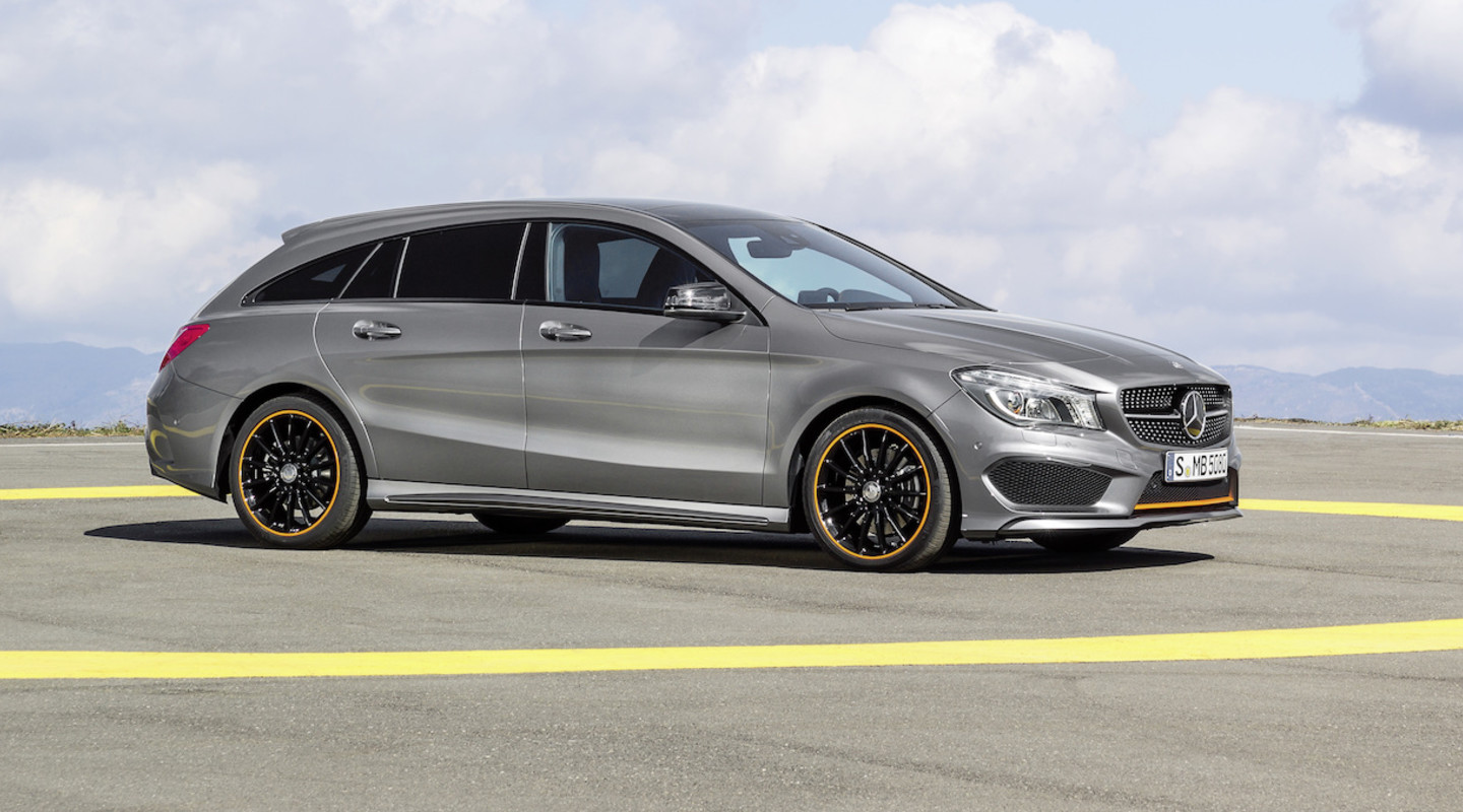 Mercedes Cla Cla Shooting Brake Mobile De
