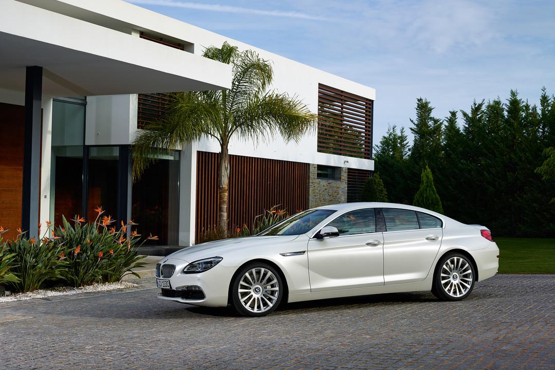 bmw 6er gran coupé (f06) seit 2011 | mobile.de