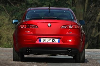 Alfa Romeo 159 939 Aussenansicht Heck statisch rot