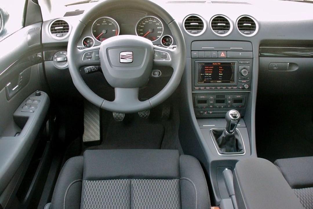 Onwijs Seat Exeo ST (3R) seit 2009   mobile.de PQ-92