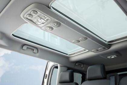 Citroën Spacetourer Innenansicht statisch Panoramadach fahrereseitig