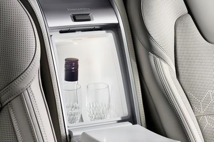 Volvo XC90 Excellence L Innenansicht statisch Studio Detail Kühlfach