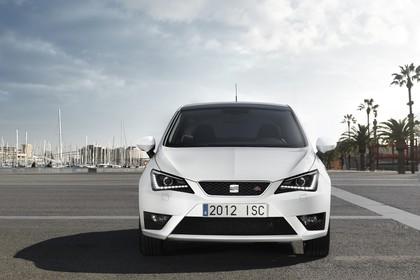SEAT Ibiza SC 6P Front statisch weiss