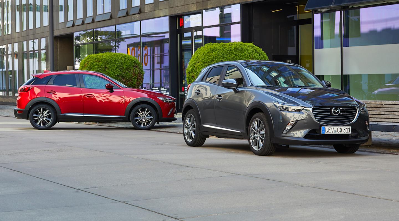 Ganz und zu Extrem Mazda CX-3 | mobile.de @MQ_56