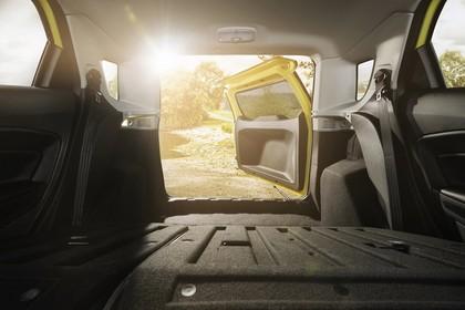 Ford EcoSport B515 Innenansicht Kofferraum