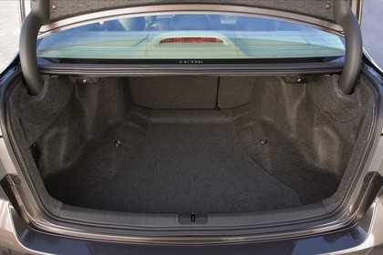 Honda Accord Limousine 8 Innenansicht statisch Detail Kofferraum