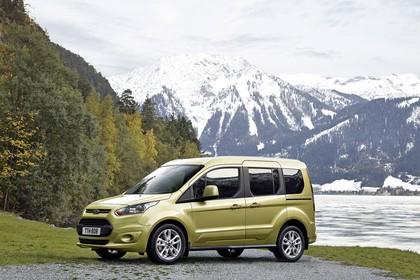 Ford Tourneo Connect PJ2 Seite schräg statisch gelb