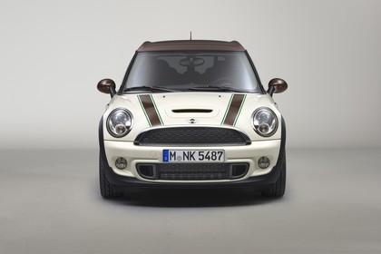 Mini Clubman R55 Studio Aussenansicht Front statisch weiß