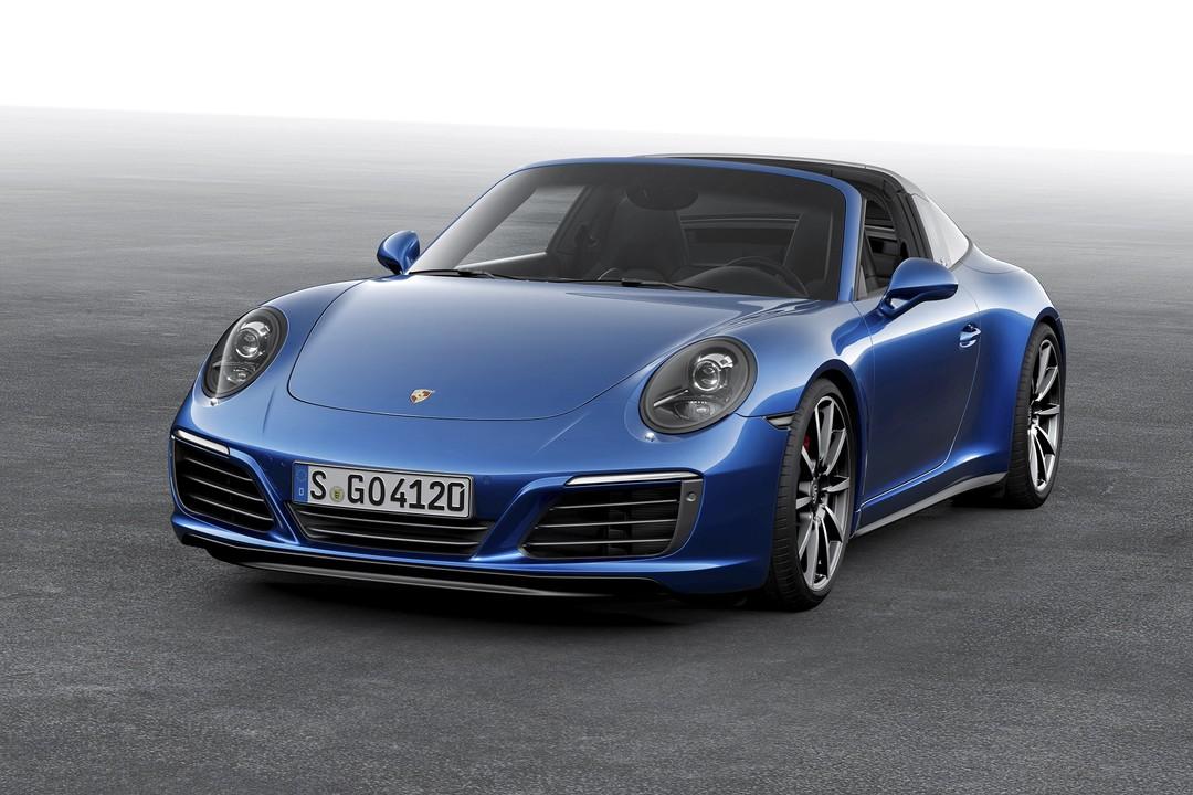 Porsche 911 Targa 991 Ii Seit 2014 Mobile De