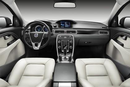 Volvo V70 Innenansicht mittig Studio statisch beige