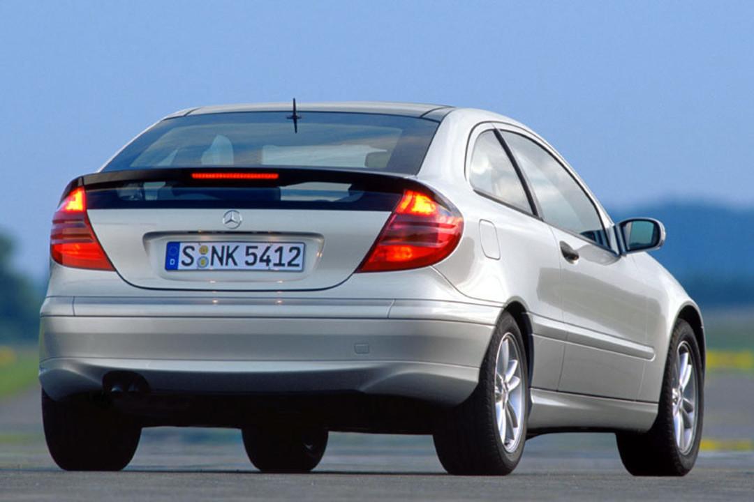 mercedes c-klasse sportcoupé (w203) seit 2000 | mobile.de